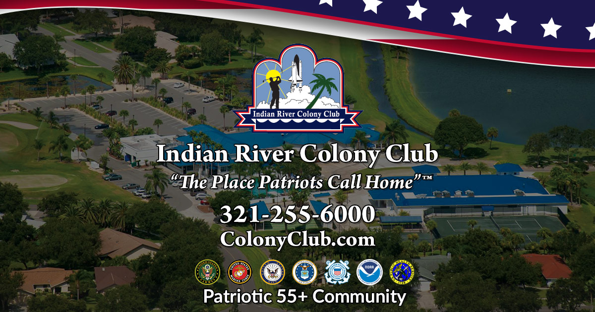 Indian River Colony Club - Military Retirement Community